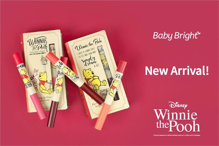 91dcb353518d New Winnie the Pooh Makeup from Baby Bright
