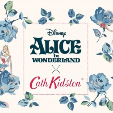 Alice in Wonderland x Cath Kidston Collection