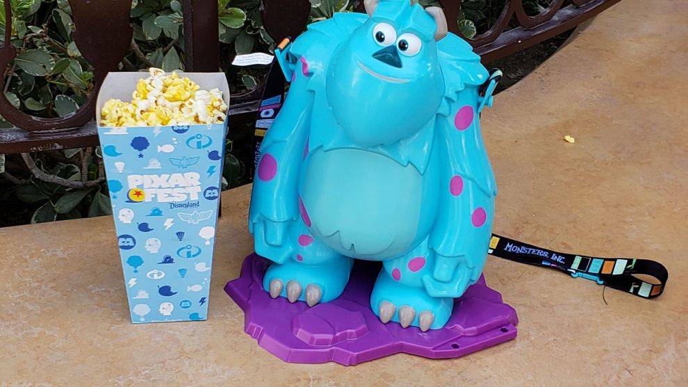 Pixar Fest Souvenirs