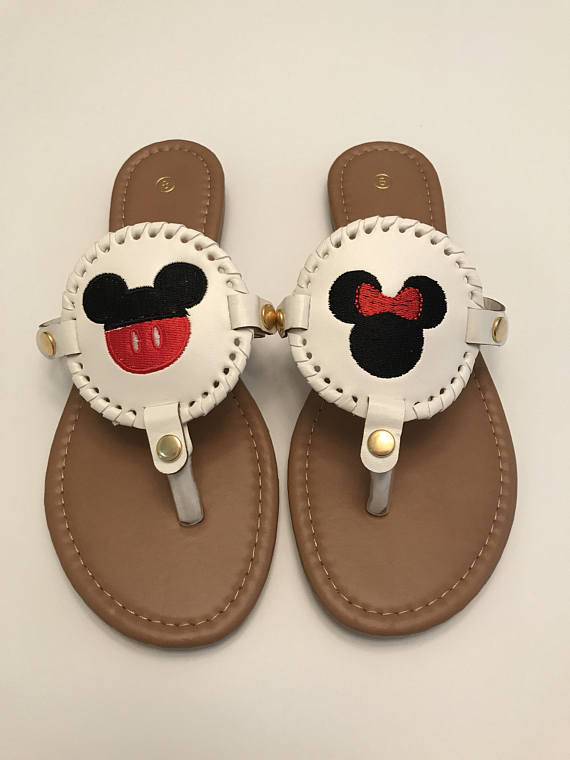 8949c2006 Top 8 Disney Sandals For Spring Summer 2018