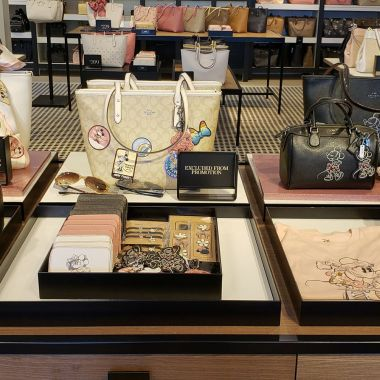 Coach Minnie Mouse Outlet Release
