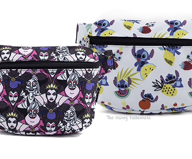 Loungefly Disney Fanny Packs