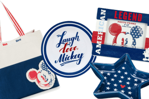 Mickey Mouse Americana Collection