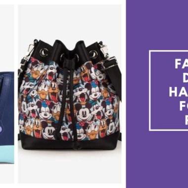 Favorite Disney Handbags