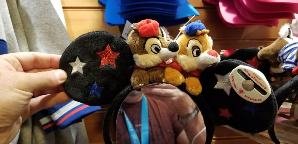2a6c03ea51993 Exclusive Disneyland Paris Minnie Mouse Ears We Love