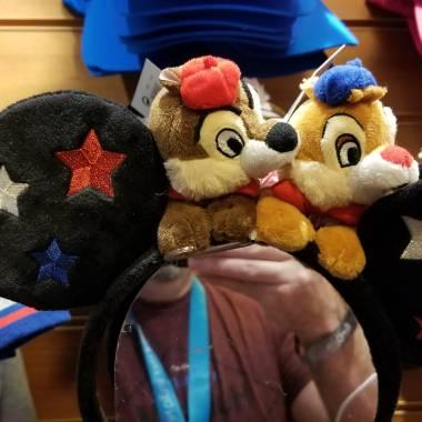 Disneyland Paris Minnie Mouse Ears