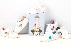 Tsum Tsum Shoe Collection