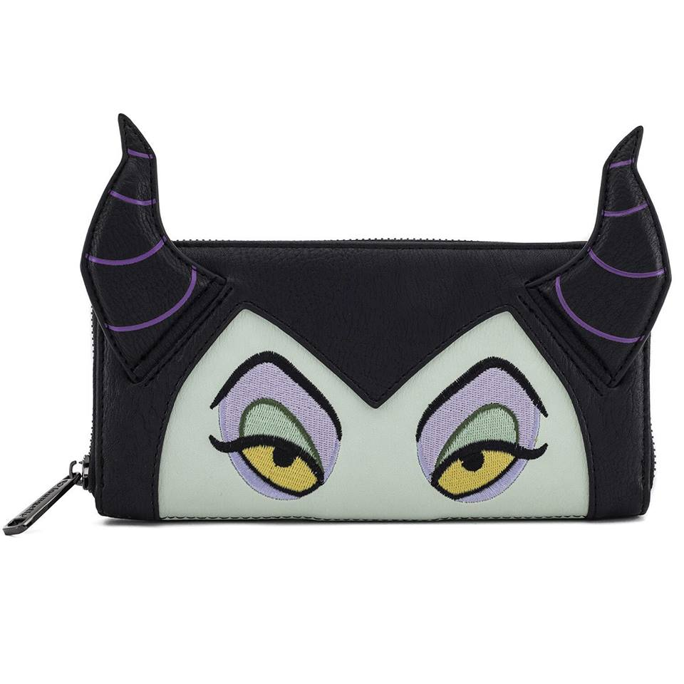 Loungefly x Maleficent Wallet
