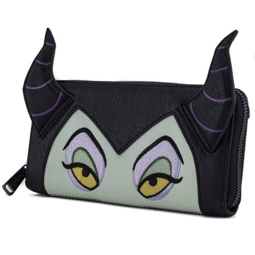The Loungefly X Maleficent Wallet Is A Wickedly Beautiful