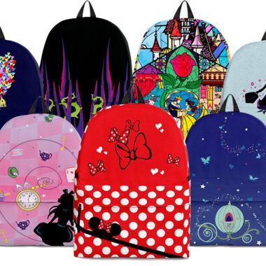 Disney Inspired Backpacks