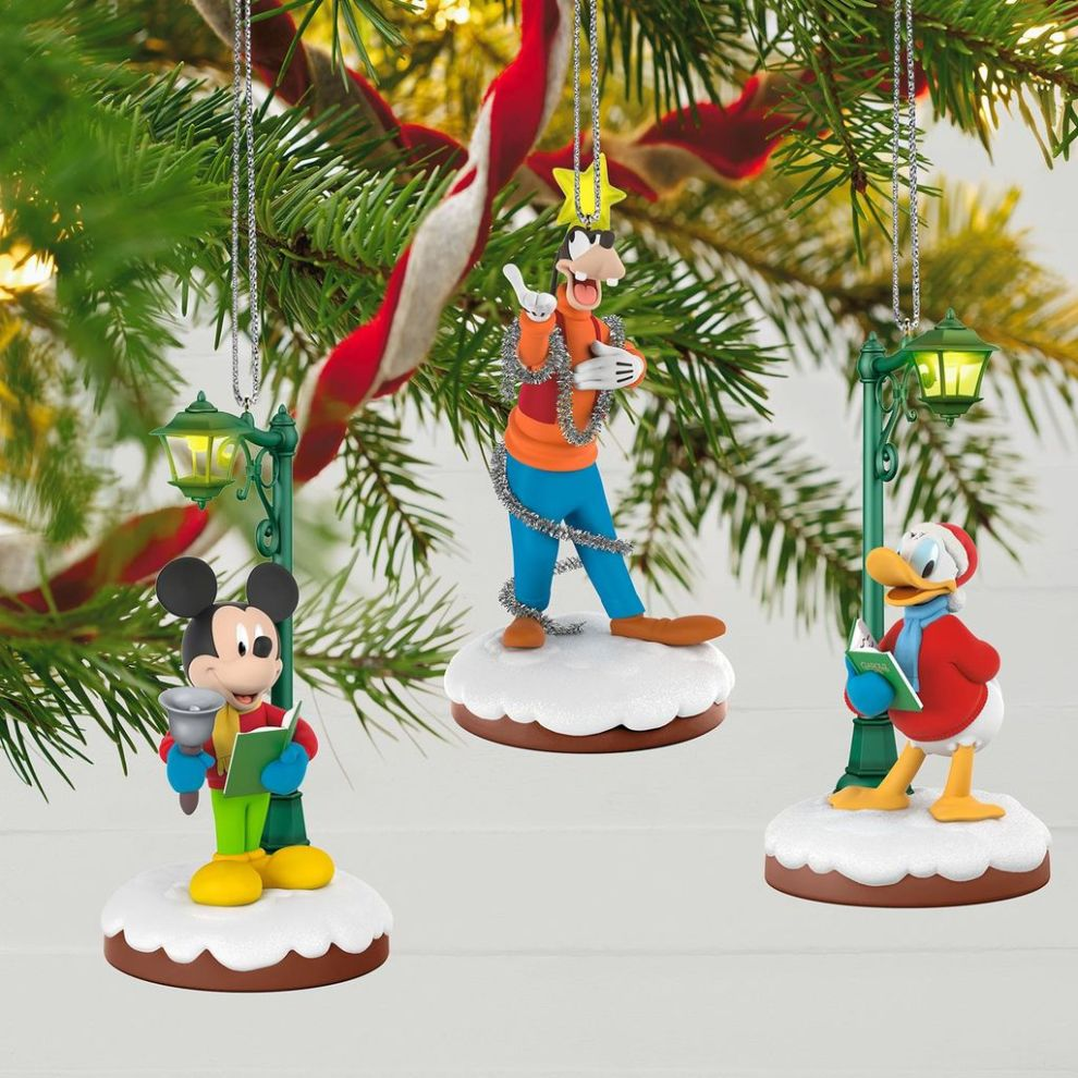 Check Out The Disney Hallmark Keepsake Ornament Preview For 2018