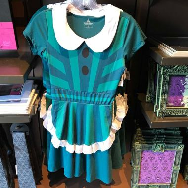 Haunted Mansion Maid Dress
