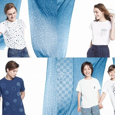 Mickey Blue UNIQLO Collection