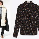 Disney Saint Laurent Blouse