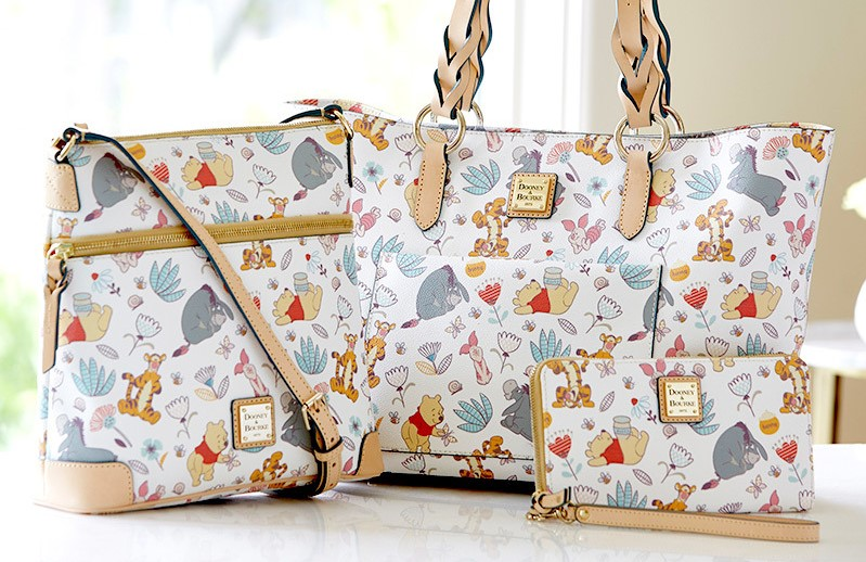d3046ea3404a Winnie The Pooh Dooney and Bourke Collection Coming Soon
