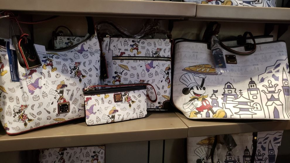 Food and Wine Dooney And Bourke Handbags
