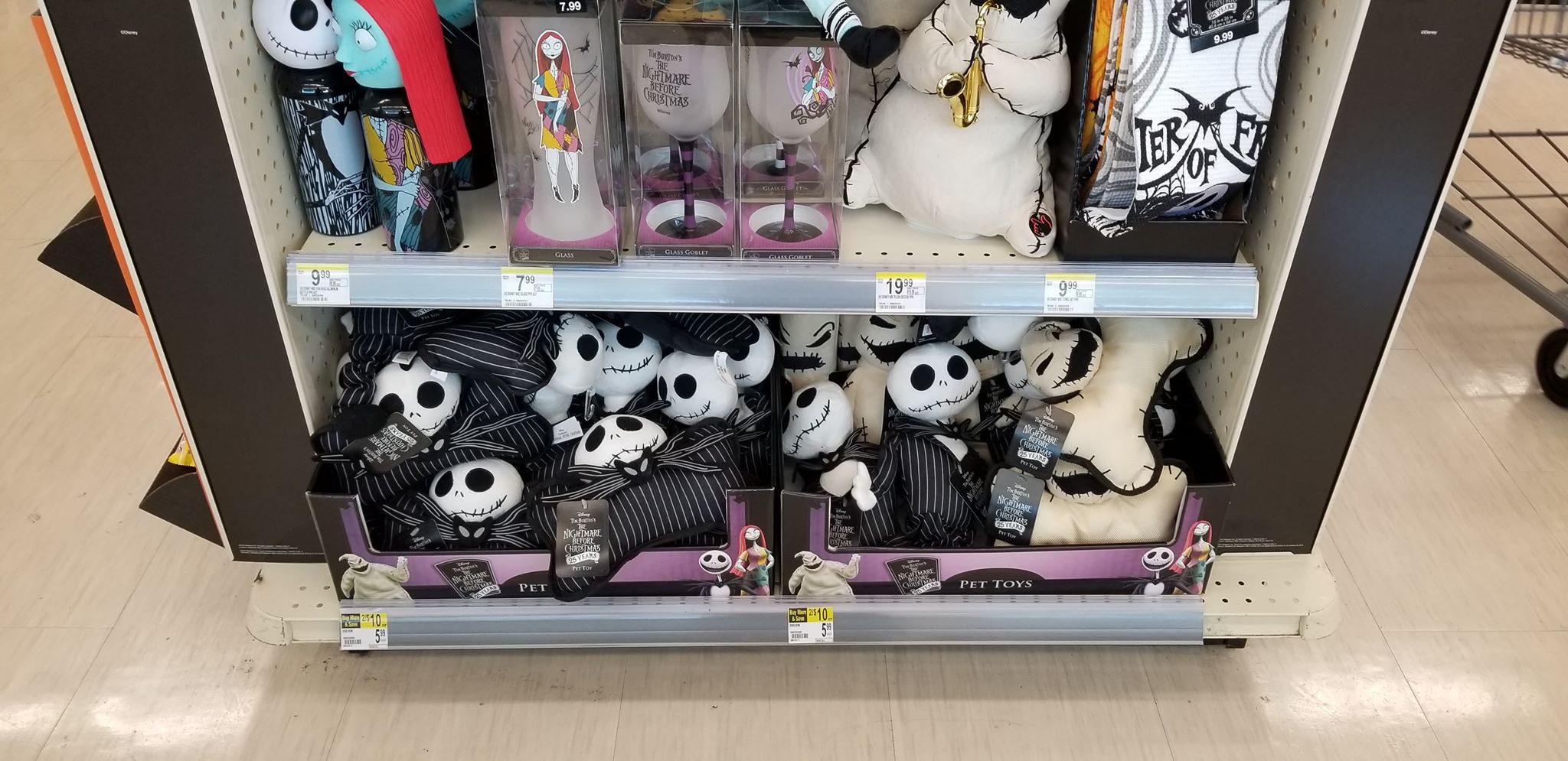 Walgreens Has All New Nightmare Before Christmas Merchandise!