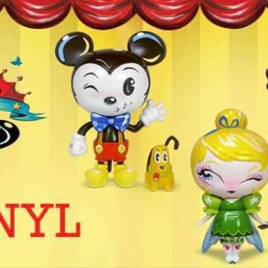 Miss Mindy Disney Vinyl Figures