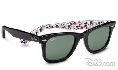 b498c26bdb 90th Anniversary Mickey Mouse Ray Ban Sunglasses Coming Soon