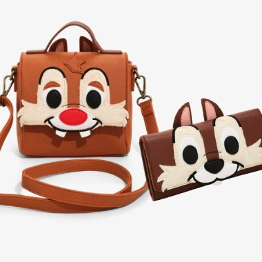 Chip N Dale Loungefly Accessories