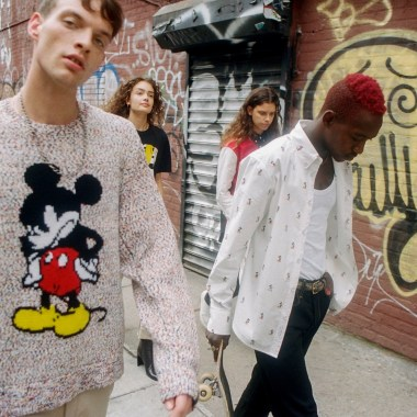 rag & bone X Disney Collection