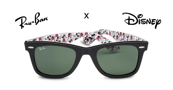 d07340ae56 90th Anniversary Mickey Mouse Ray Ban Sunglasses Coming Soon