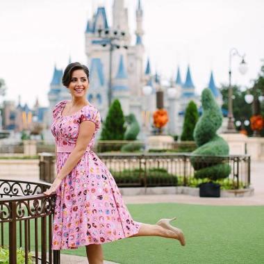 Disney Dog Dress