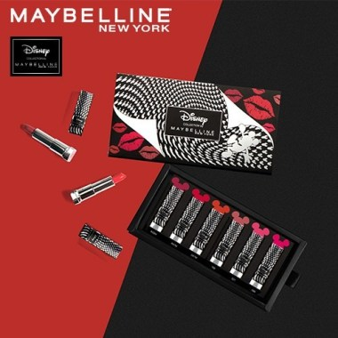 Maybelline Mickey Mouse Collection