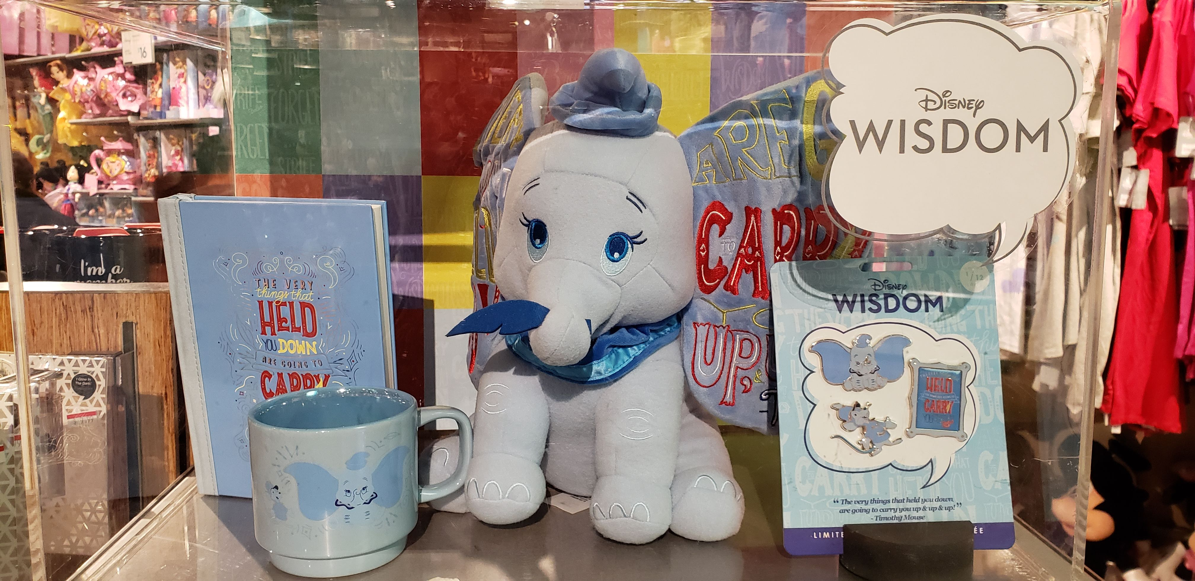 New Shopdisney 2019 Collectible Series Is Titled Wisdom And We Love It