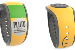 Pluto MagicBand