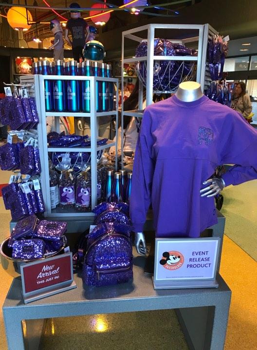 d1c04da8d80 Purple Potion Merchandise Bubbles Into the Magic Kingdom