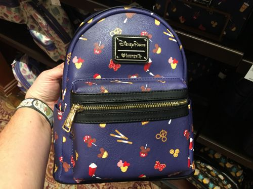 Disney Snack Inspired Loungefly Accessories