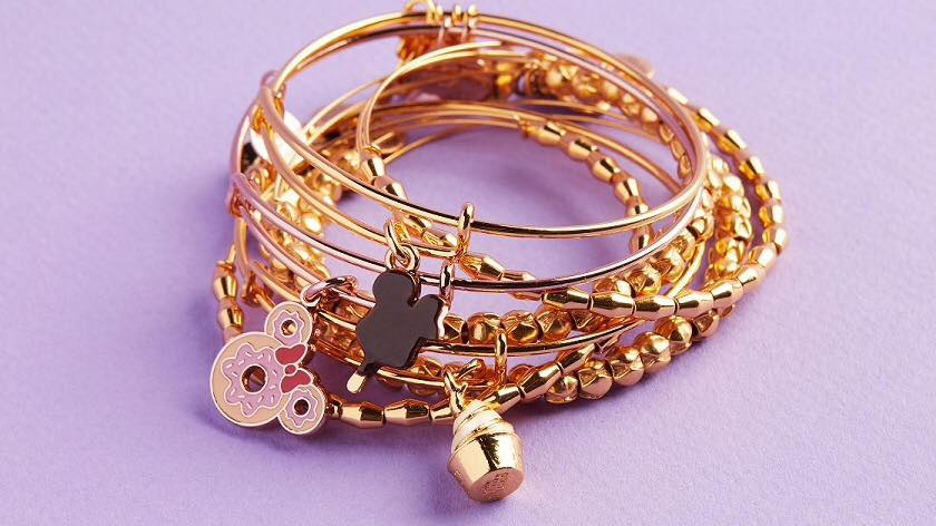Alex and Ani D-Lish Collection