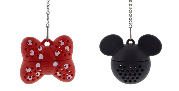 Mickey and Minnie Tea Infusers