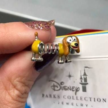 Slinky Dog Jewelry