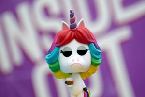 Rainbow Unicorn Funko POP!