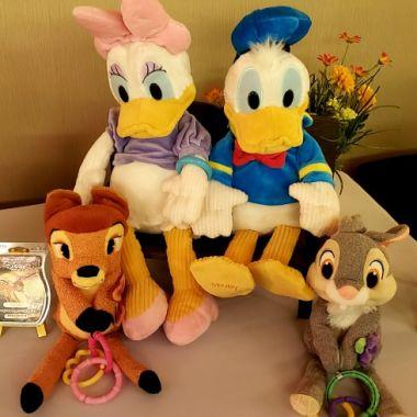 New Disney Scentsy Buddies