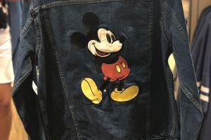 Walt Disney World Denim Jacket