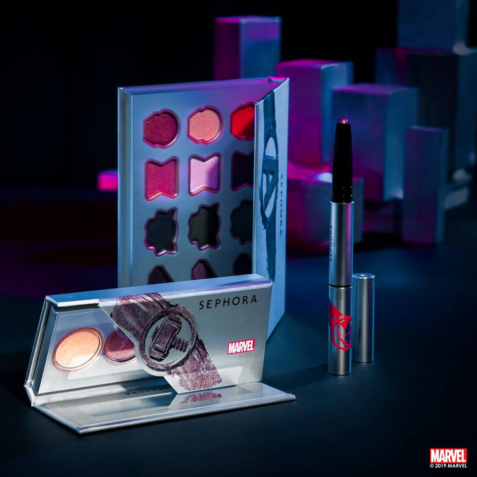 Marvel Heroes Makeup Collection