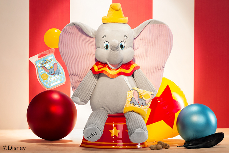 Dumbo Scentsy Collection
