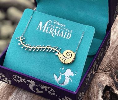 Ursula Seashell Necklace