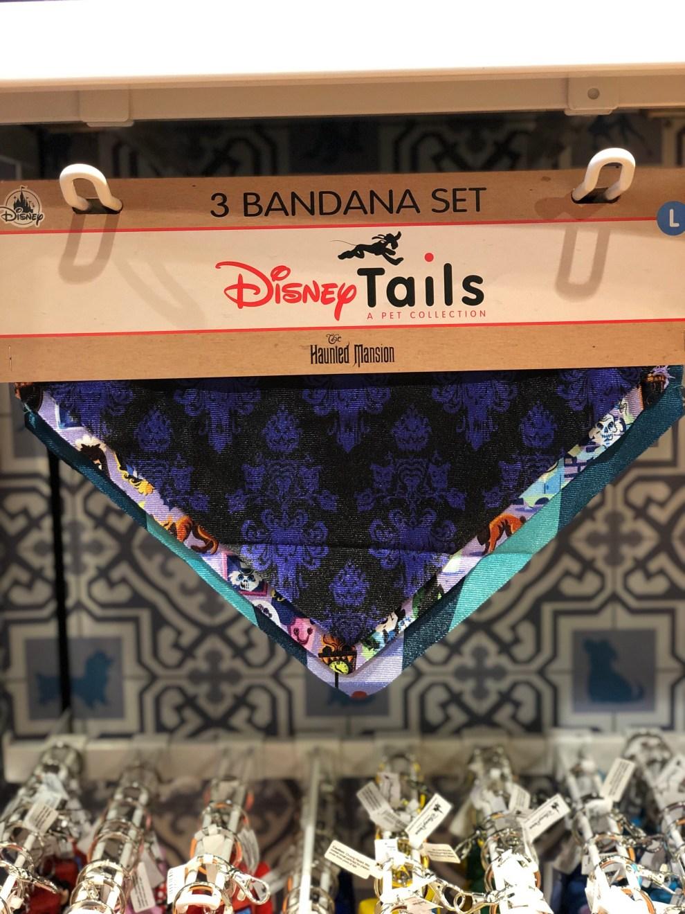 Disney Tails Dog Bandannas