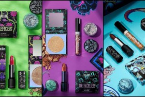 Disney Villains Colourpop Collection