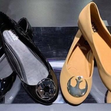Her Universe Star Wars Ballet Flats