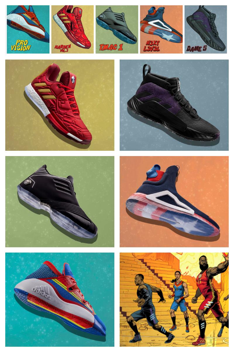 Image: Adidas and Foot Locker