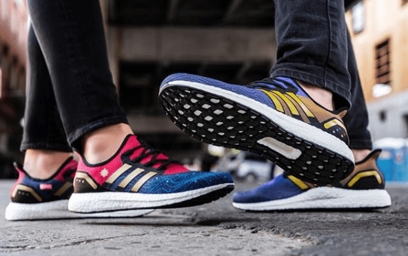 Step Up Like A Hero With Avengers Adidas Now At Foot Locker
