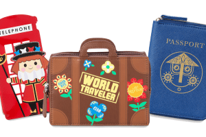 it's a small world Zip Cases