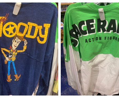 Toy Story Spirit Jerseys