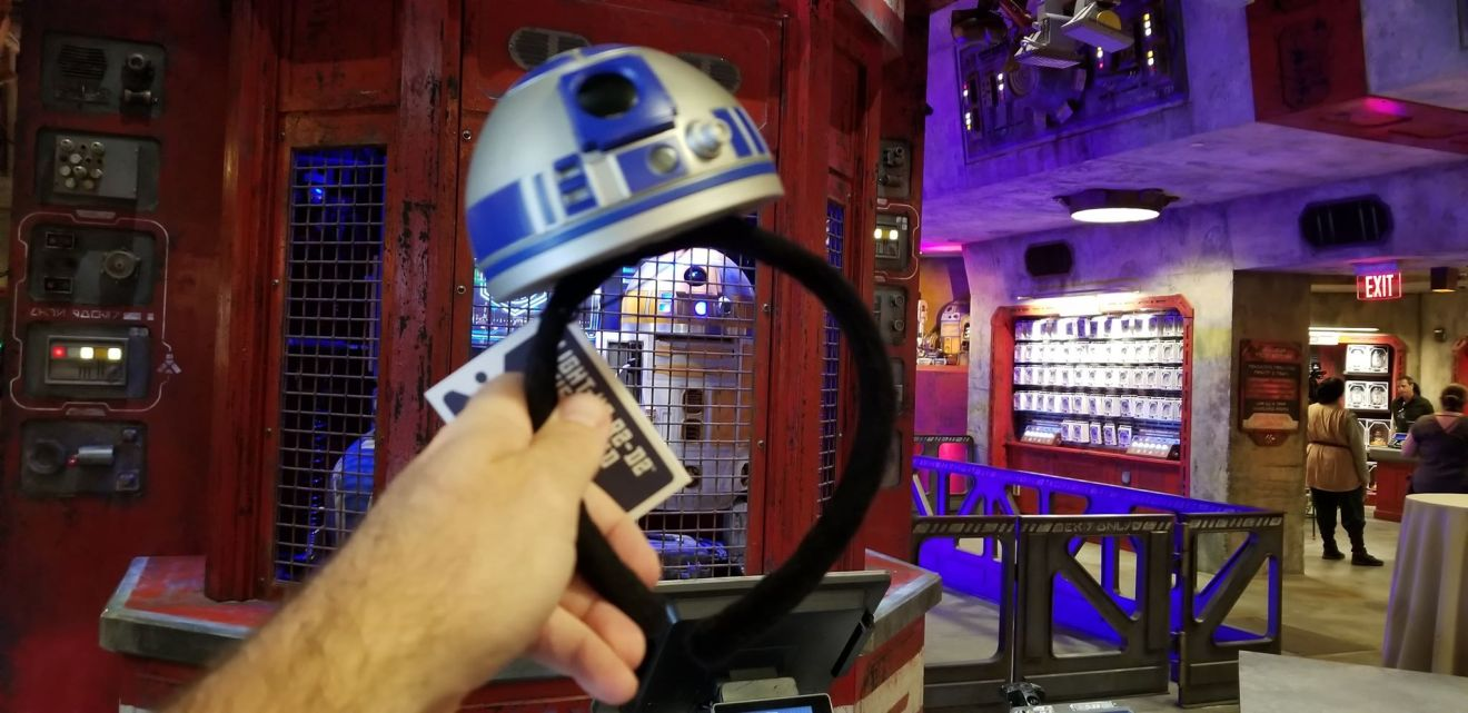 R2-D2 And BB-8 Headbands