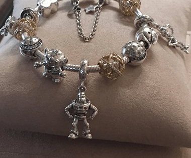 Toy Story Pandora Charms